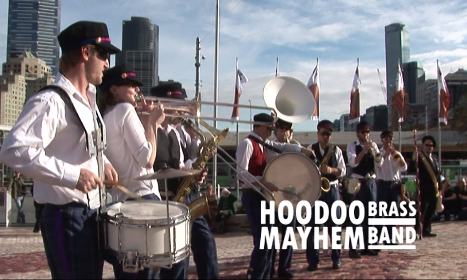Hoodoo Mayhem Brass Band